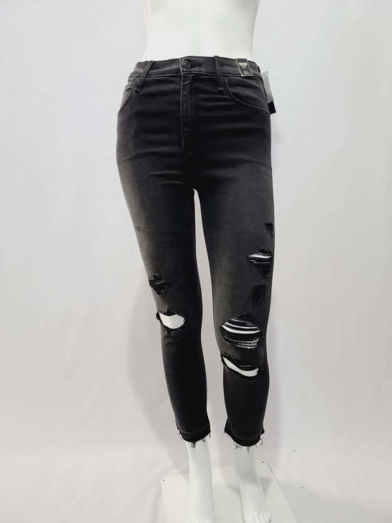 Pantalón jeans strech Super Premium de Dama Talla 26 Nuevo