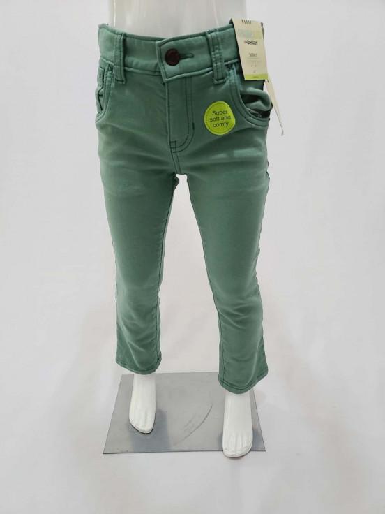 Pantalon Jeans stresh Super premium de Niña Talla 4T Nuevo
