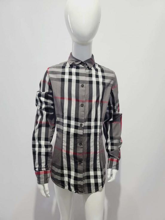 Camisa de vestir manga corta Premium de Niño Talla M Semi nuevo