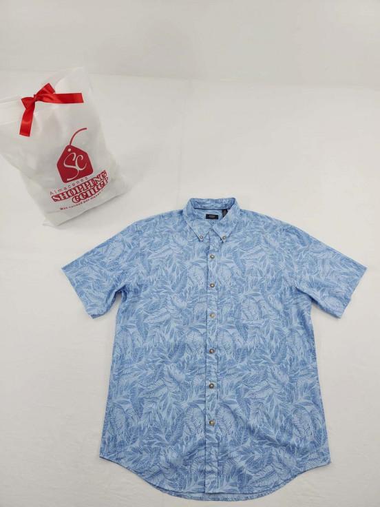 Camisa de verstir Super Premium de Caballero Talla L