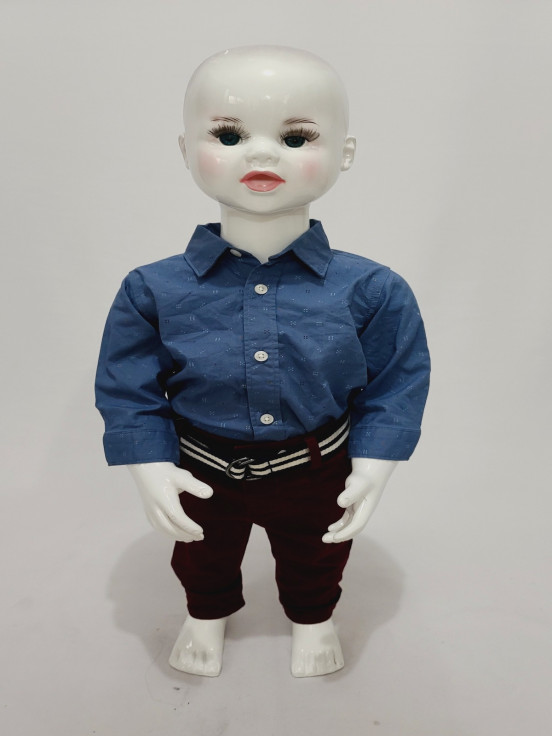 Camisa/Pantalon/Cincho Super premium de Caballero  Talla 3-6M Nuevo