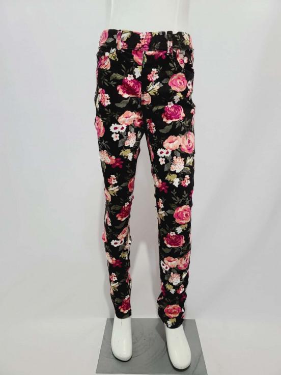 Pantalon casual Super Premium de Niña Talla M(7/8) Semi nuevo