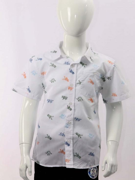 Camisa de vestir Super Premium de Niño Talla 7 Nuevo