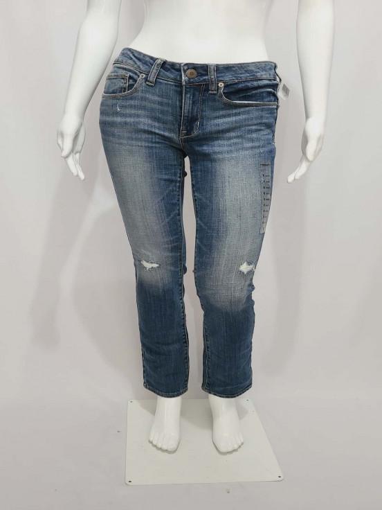 Pantalon Jeans Super Premium de Dama Talla 6 Nuevo sin viñeta