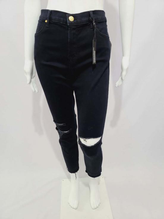 Pantalon Jeans Stretch Super Premium de Dama Talla 31 Nuevo