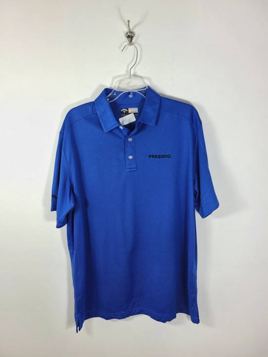 Camisa tipo polo Premium de Caballero Talla L