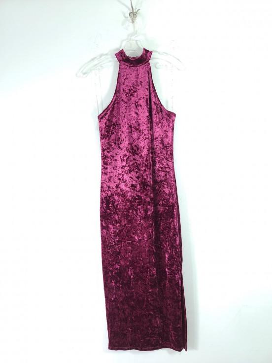 Vestido largo Super Premium de Dama Talla