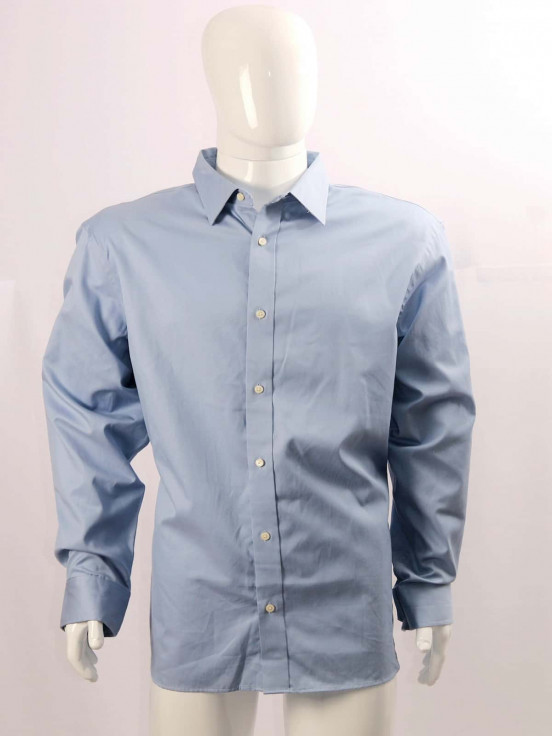 Camisa de vestir Premium de Caballero Talla XXL (18) Semi nuevo