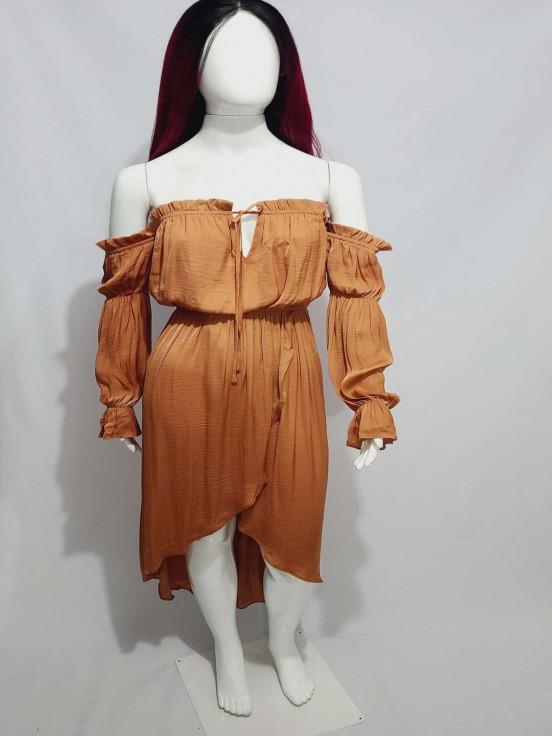 Vestido corto  Super Premium de Dama Talla S Semi nuevo