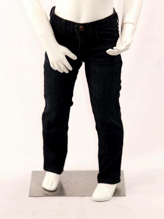 Patalon jeans stretch Super Premium de Niña Talla 5T Semi nuevo