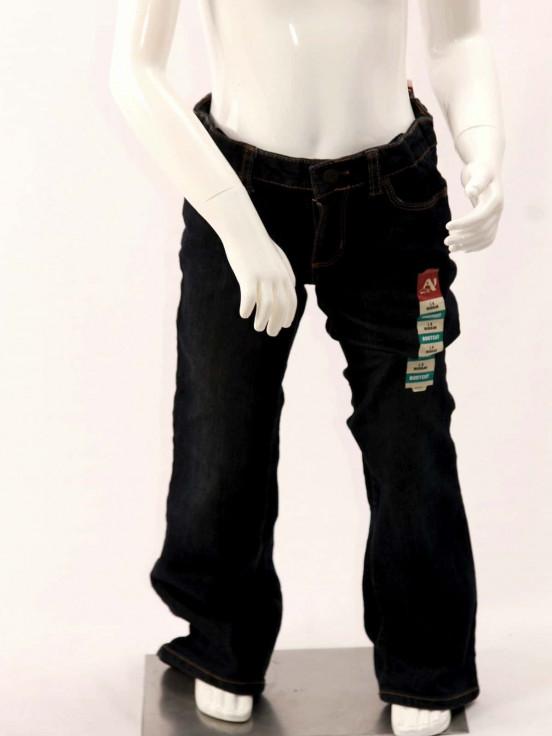 Patalon jeans stretch Super Premium de Niña Talla L(6) Nuevo