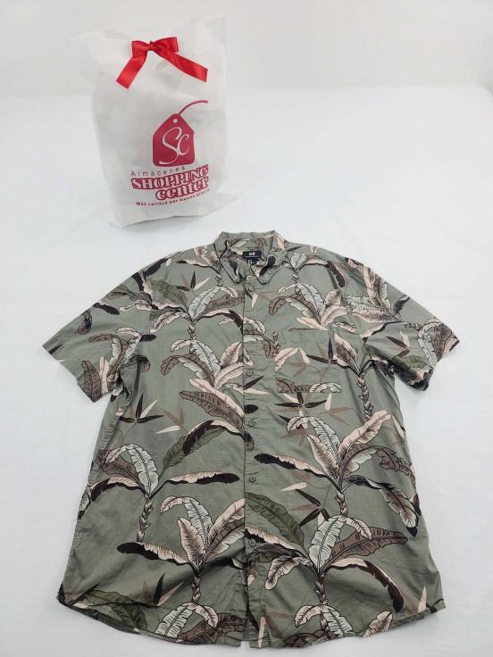 Camisa de vestir Premium de Caballero Talla XL